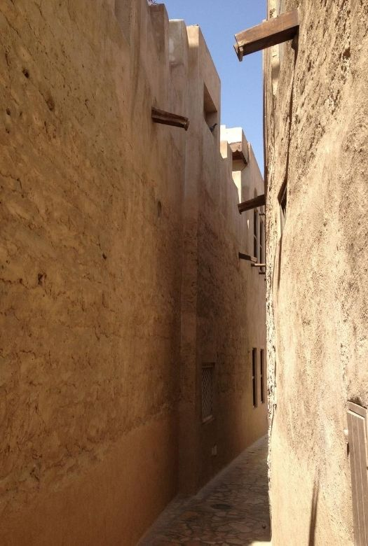10 free things to do in Dubai with kids: wander the streets of the old town