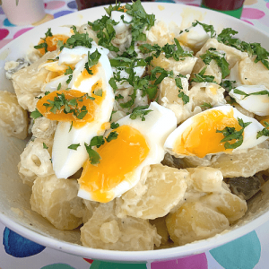 Rhineland-style German potato salad recipe