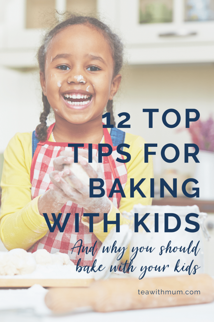 12 top tips for baking with kids and why you should bake with yours