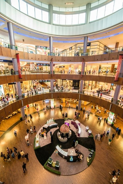 18 things you need to know before visiting Dubai with kids: the shopping malls (pictured here) have everything you might need if your luggage gets lost