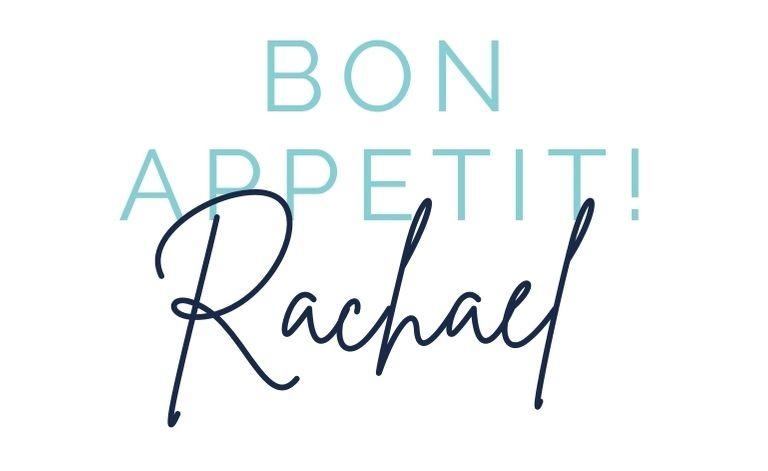 Bon Appetit! Sign-off