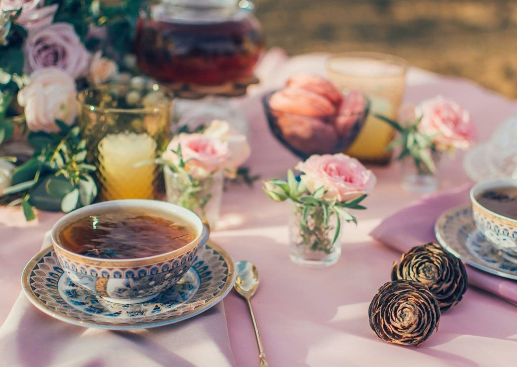 Our post-Corona bucket list: No. 6 - Have friends round for a garden party