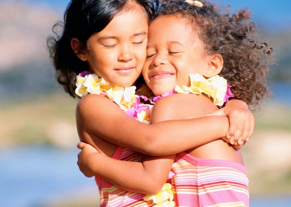 Our Post-Corona bucket list: No. 1 - hugging