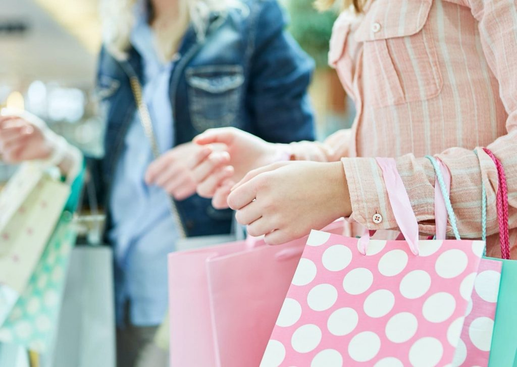 Post-Corona bucket list: No. 10 - Shopping (without having to reserve a time slot)