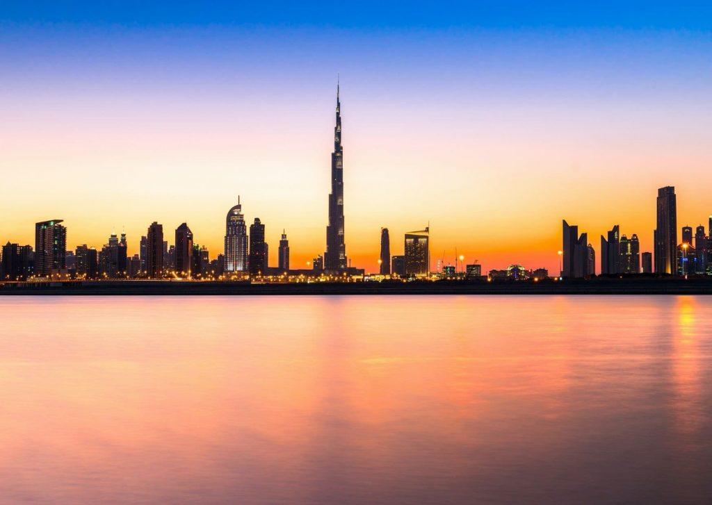 Post-Corona bucket list: No. 12 - Travel. Perhaps to Dubai (Dubai skyline)