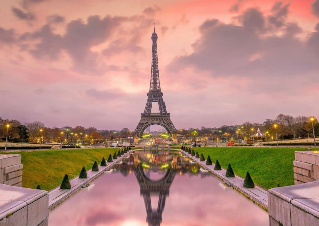 We're planning a trip to Paris - our first travel in a post-COVID world - and did not realize that the Eiffel tower would be closed