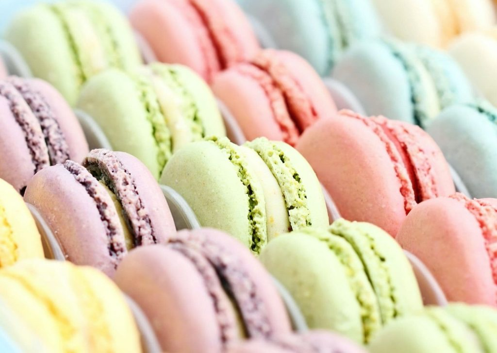 Macarons, real French ones: one of the things we plan to eat while in Paris and part of our plans for our travel in a post-COVID world