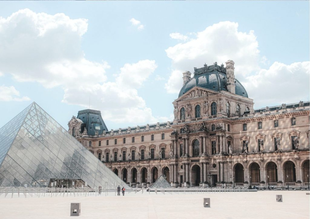 No trip to Paris would be complete without a visit to the Louvre