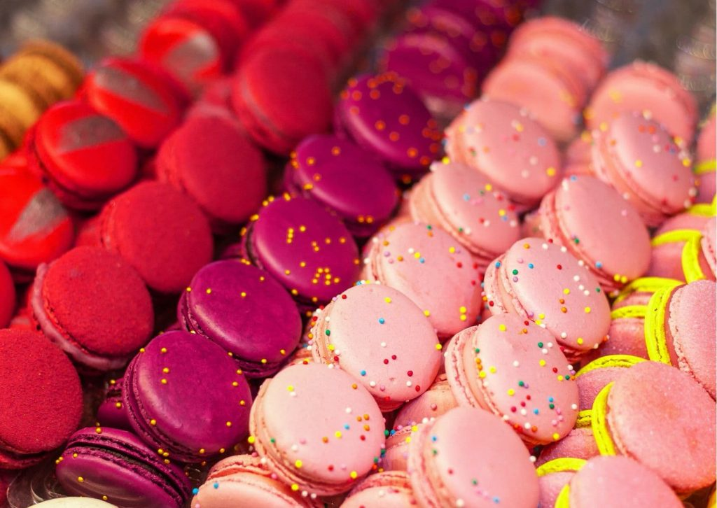5 fun things to do in Paris with kids: why not take a cooking class or a bakery tour? Macarons anyone?
