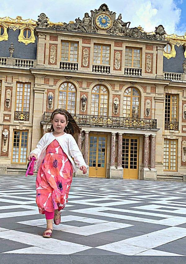 Versailles with kids: 5 things you definitely need to know before you go and won't find in a guide book