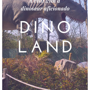 Dinoland Review: title